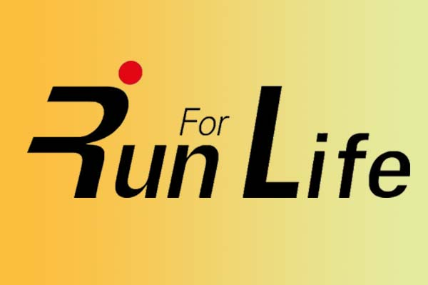 RUN FOR LIFE - TOGETHER IS BETTER